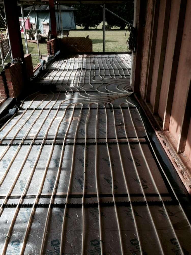 Underfloor Heating Sevenoaks